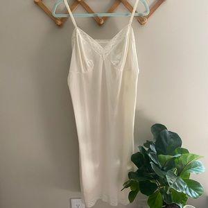 Vintage Vanity Fair Slip Dress
